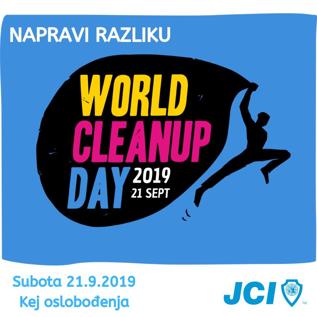 Svetski dan čišćenja – 21. septembar