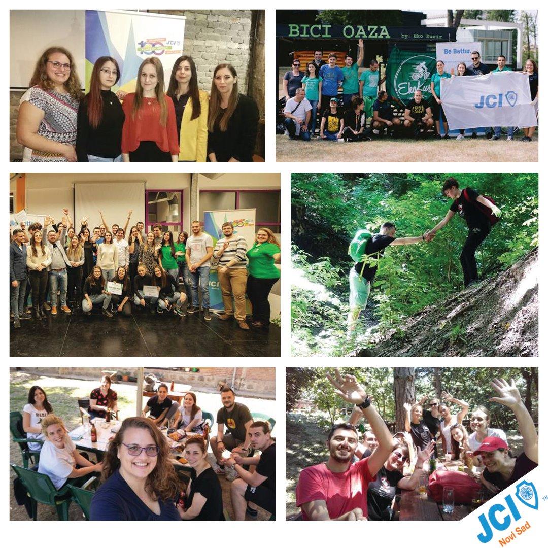 JCI Novi Sad je najbolja lokalna organizacija drugu godinu zaredom