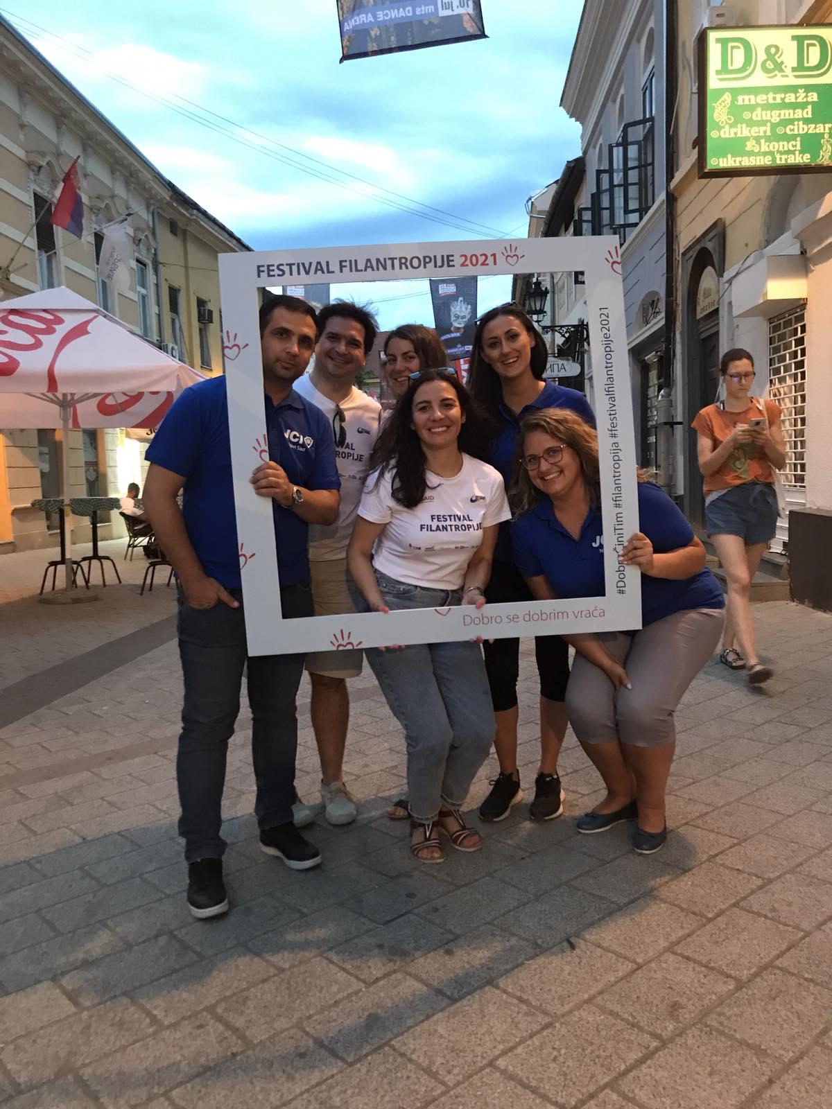 Ulične priče o dobročinstvu – Festival filantropije 2021