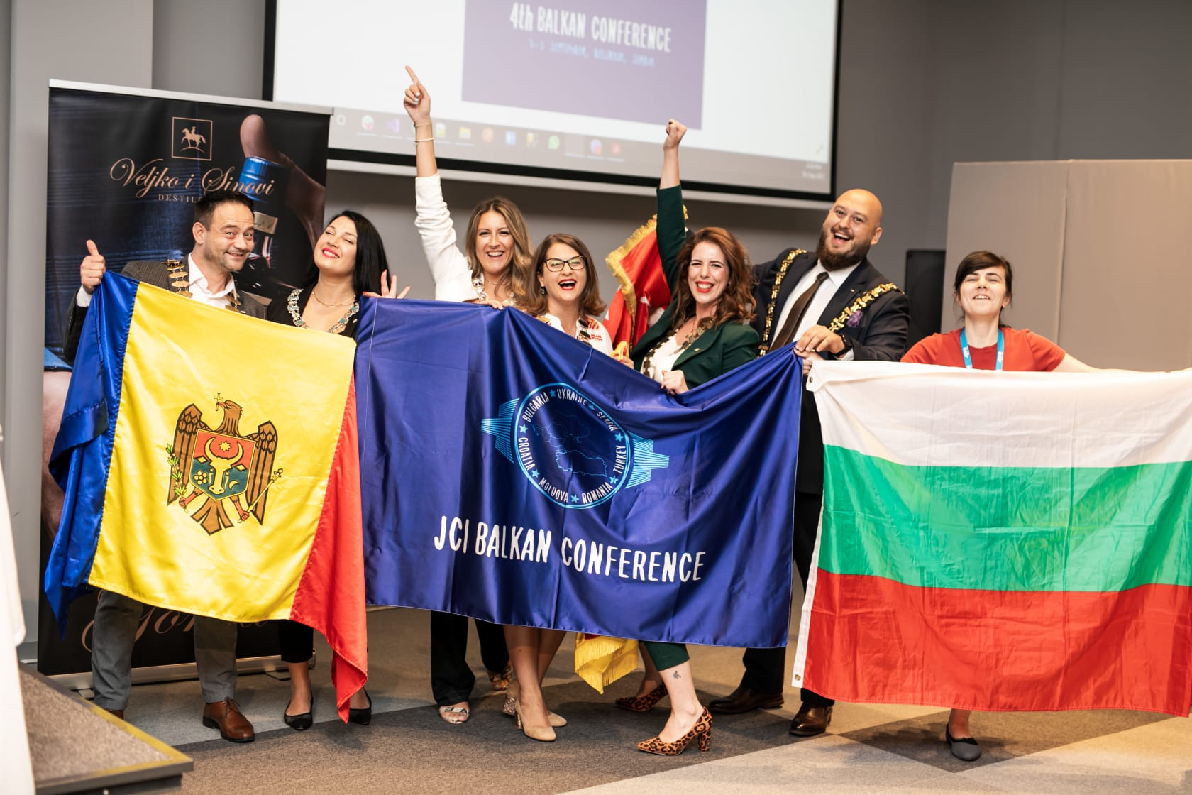 Četvrta JCI Balkanska konferencija okupila mlade lidere i preduzetnike iz 16 zemalja